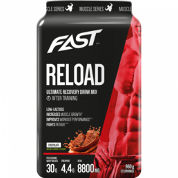 Fast Muscle Series Reload 960g