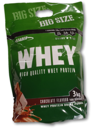 Leader Whey Protein -proteiini 3kg