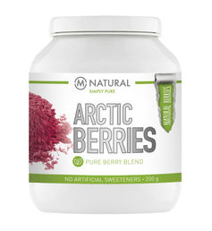 M-NATURAL Arctic Berries 200 g