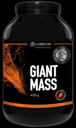 M-Nutrition Giant Mass Gainer Massanlisääjä 4Kg