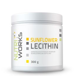 Nutri Works Sunflower Lecithin 300g