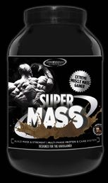 Supermass Nutrition SUPER MASS 4000g